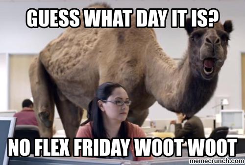 Flex Friday Quotes Quotesgram