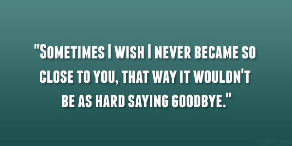 goodbye death quotes  quotesgram