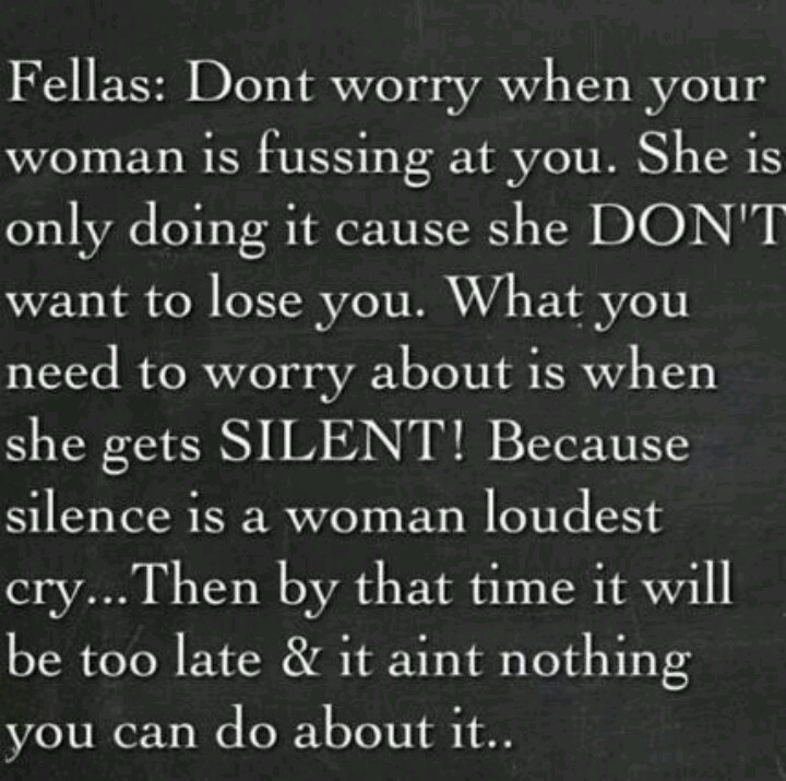 When A Girl Is Silent Quotes. QuotesGram