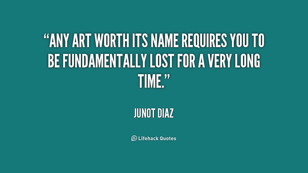 drown by junot diaz essay