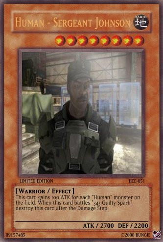 halo sergeant johnson quotes