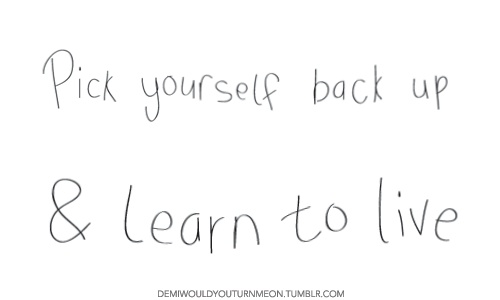 Pick Yourself Back Up Quotes. QuotesGram
