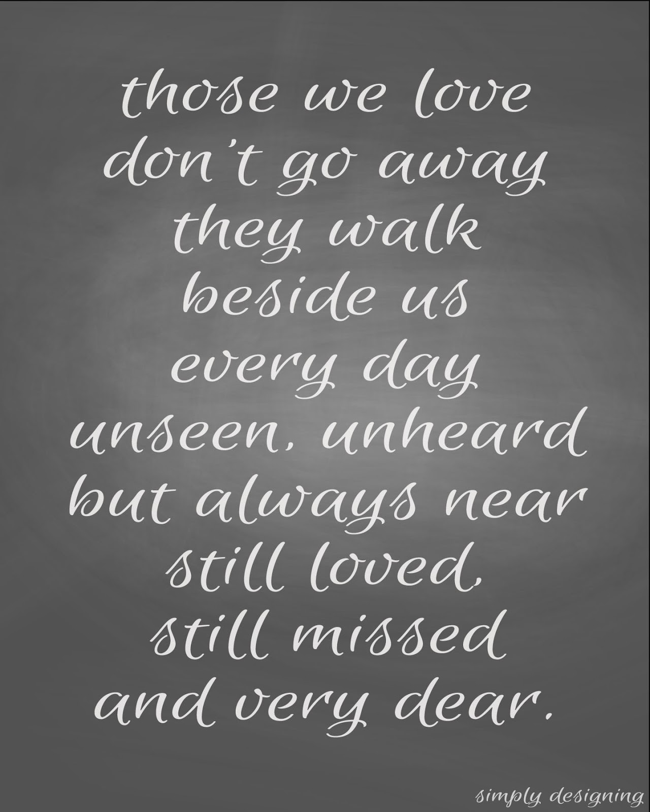 The Ones We Love Quotes: Quotes About Loved Ones Who Have Passed Away. QuotesGram