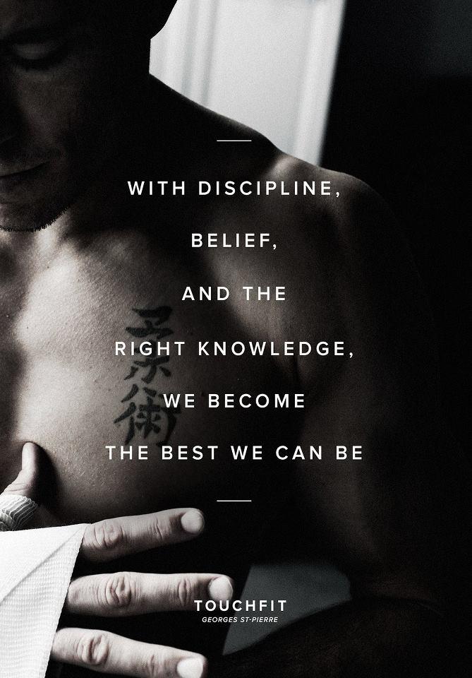 Taekwondo Quotes Motivation Quotesgram