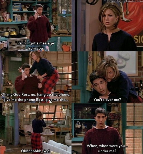 Friends Funny Quotes Tv: Friends Tv Show Quotes. QuotesGram
