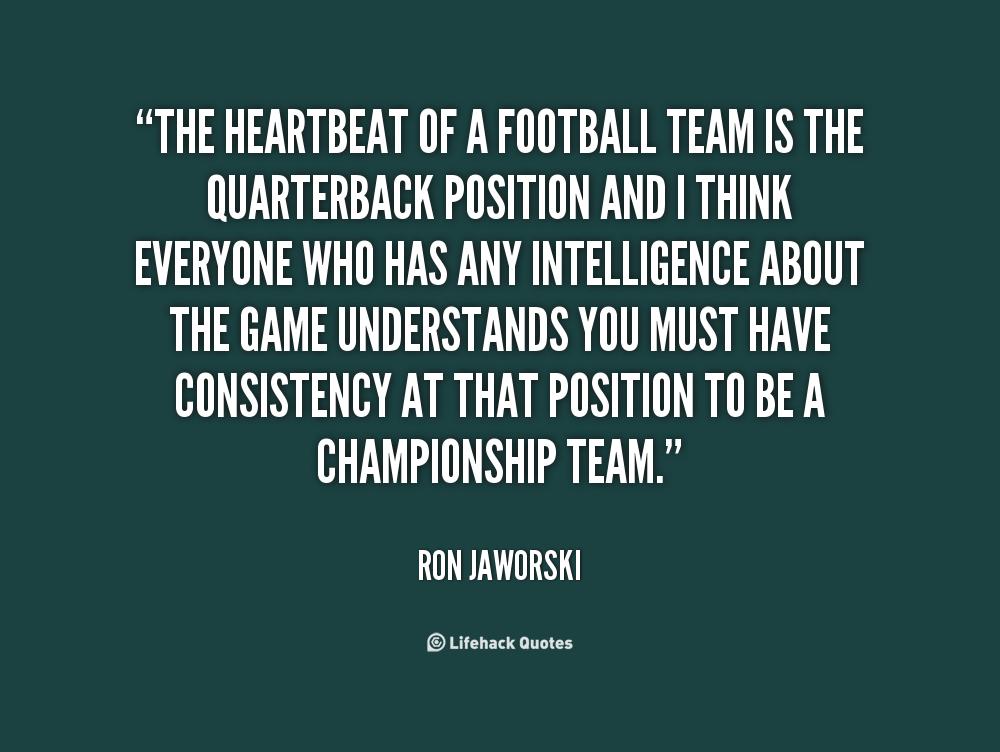 Football Team Spirit Quotes. QuotesGram