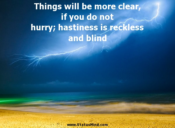Quotes Are Things More Clear. QuotesGram