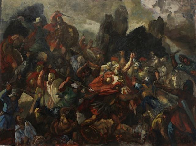 Battle Of Thermopylae Quotes. QuotesGram