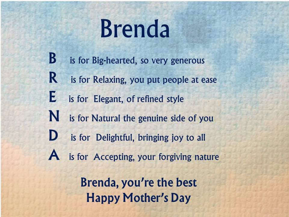 Translations Into Italian: Quotes About The Name Brenda. QuotesGram
