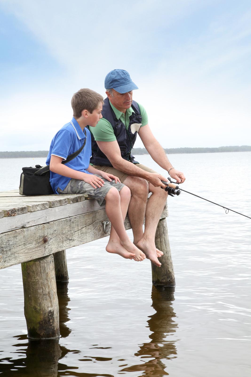 когда твой батюшка  рыбак