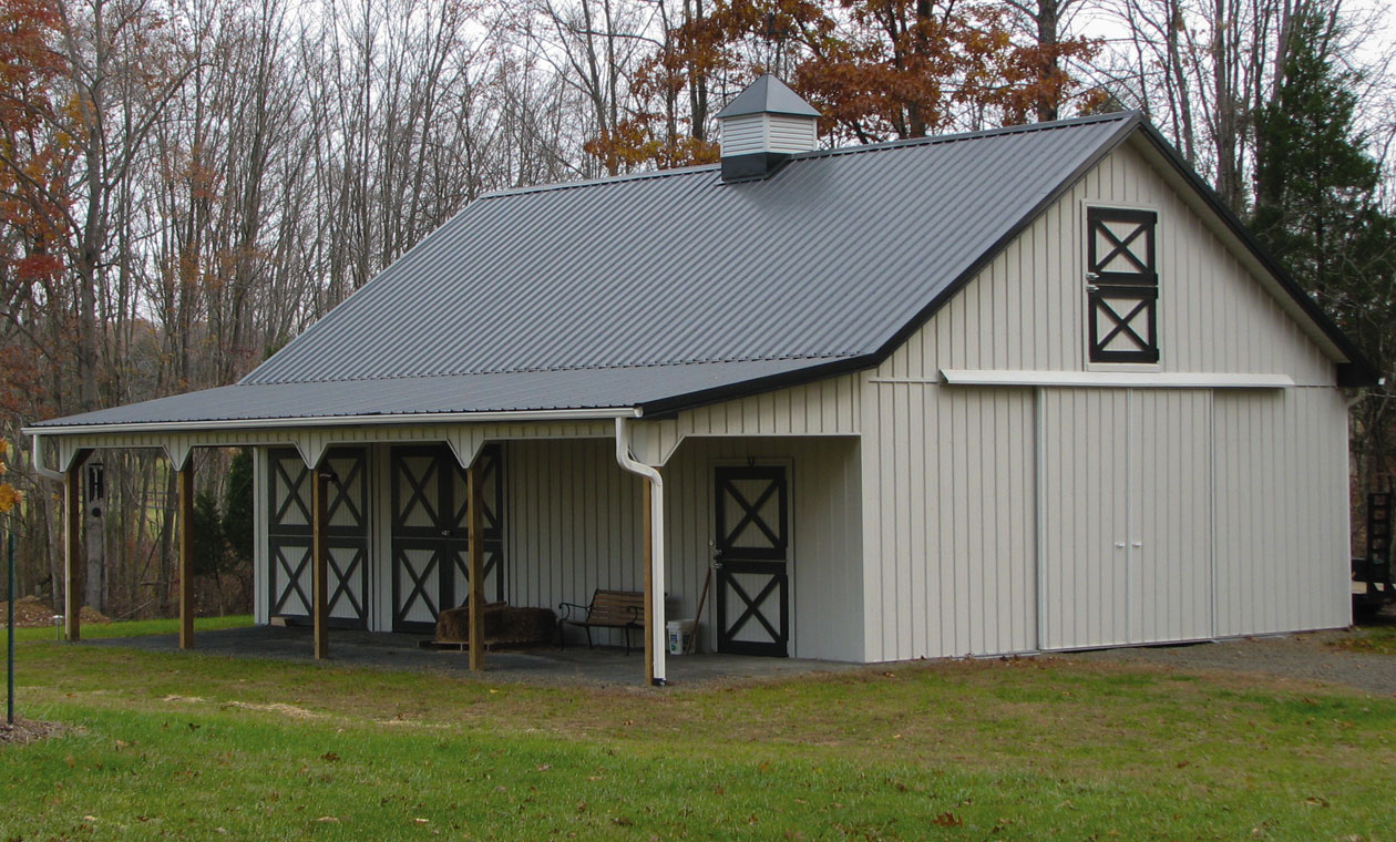 Barn horse quotes quotesgram for Metal barn pictures