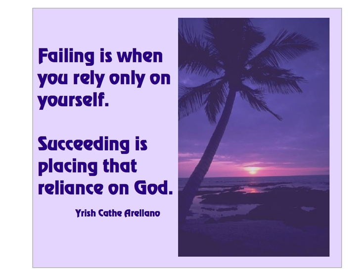 Rely On Yourself And God Quotes. QuotesGram