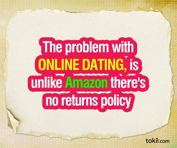 Online dating headline quotes