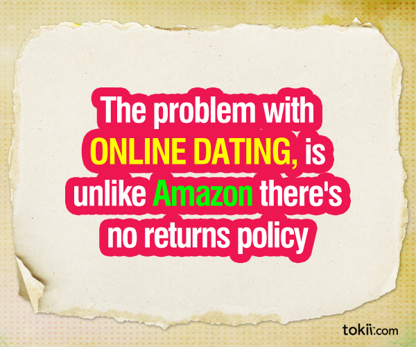 Online Dating Quotes (52 quotes)