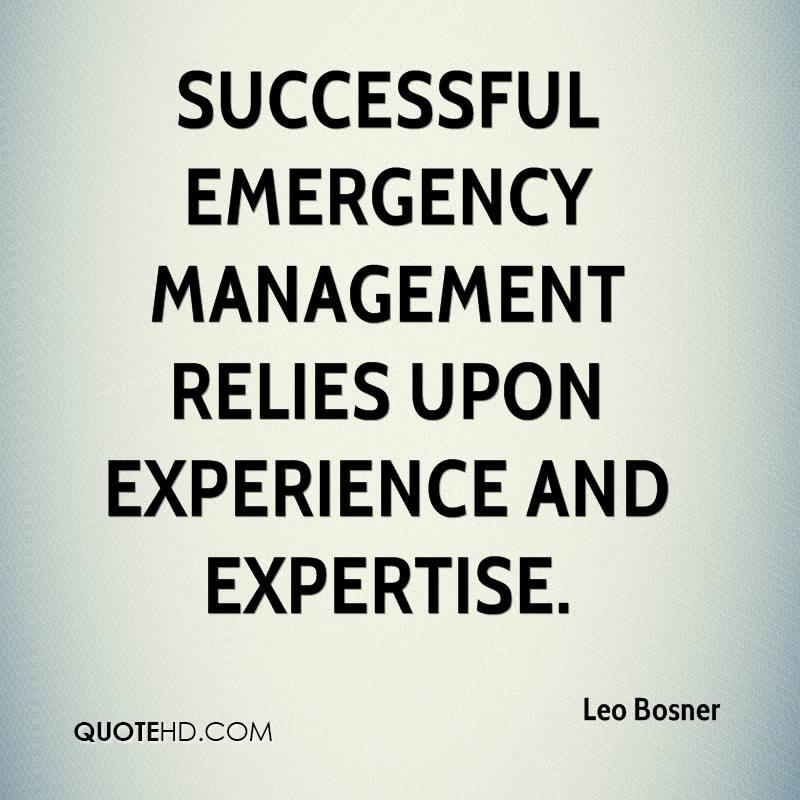 Disaster Management Quotes. QuotesGram