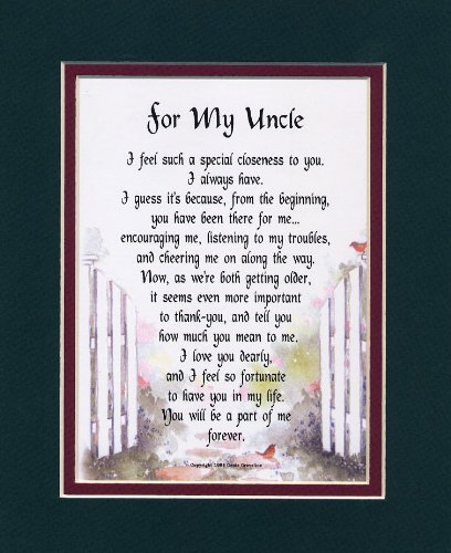 Uncle Quotes And Poems. QuotesGram