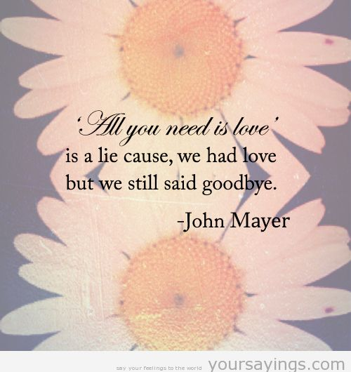 Sad Quotes Quotesgram: Sad Goodbye Quotes. QuotesGram