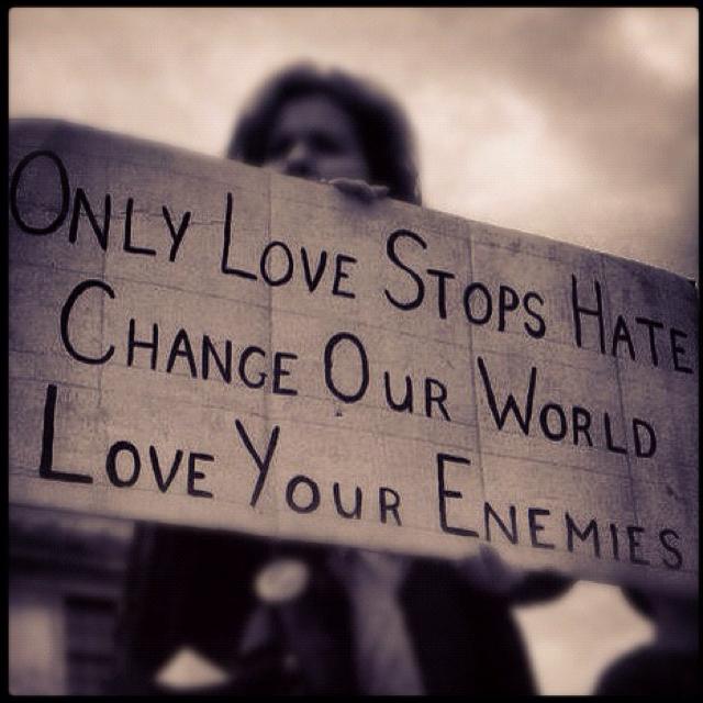 Bible Quotes Enemies: Love Your Enemies Quotes. QuotesGram