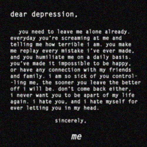 Beating Depression Quotes About Tattoos Quotesgram: Getting Out Of Depression Quotes. QuotesGram
