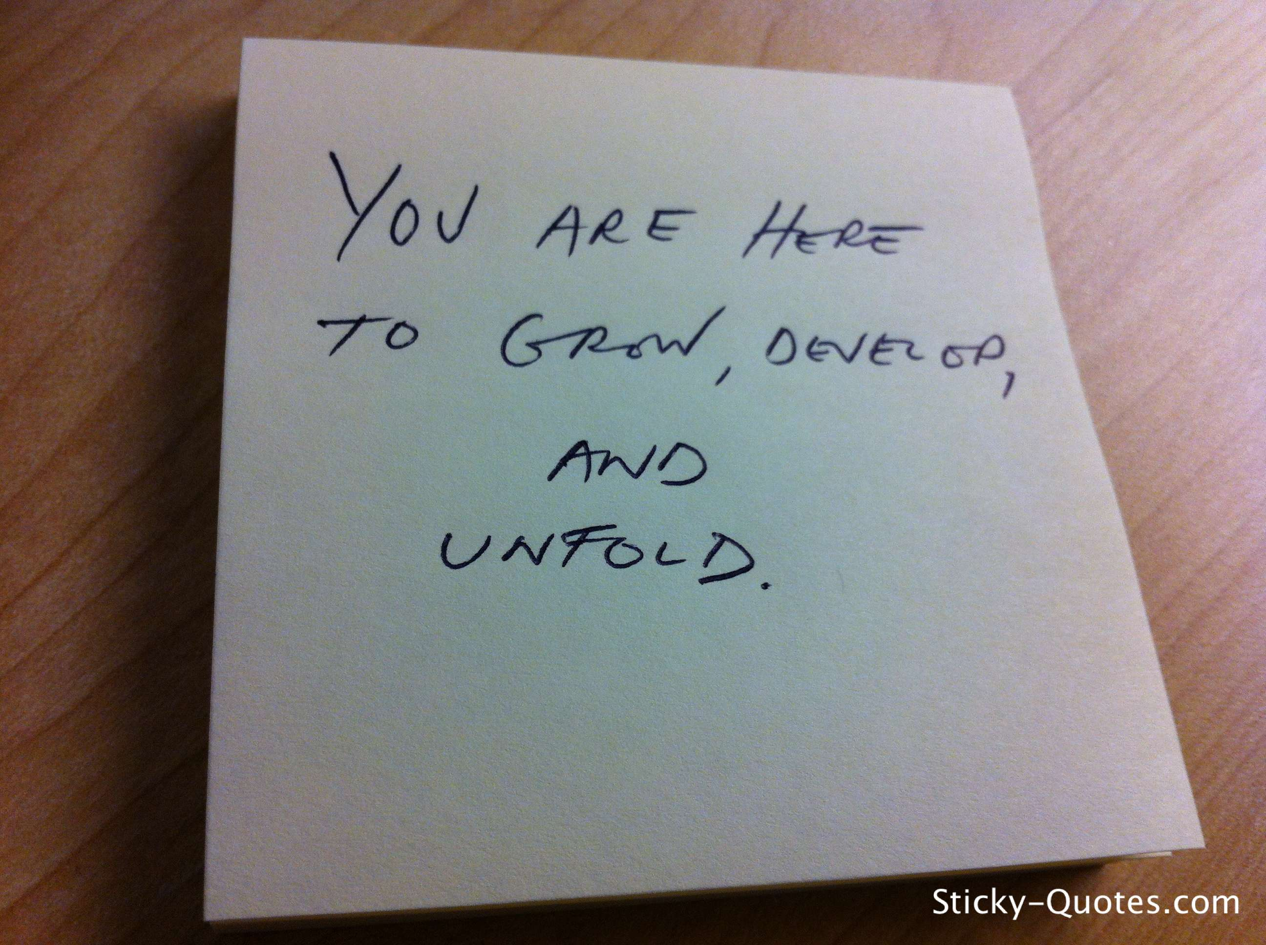 Quotes On Sticky Notes: Jim Rohn Quotes Personal Development. QuotesGram