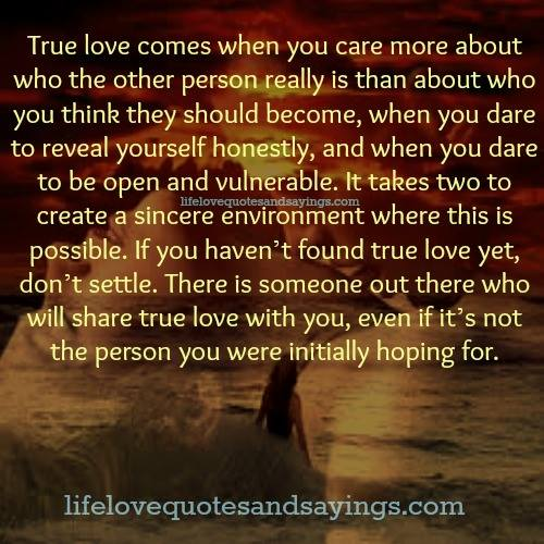Short Sweet I Love You Quotes: Really Of True Love Quotes. QuotesGram