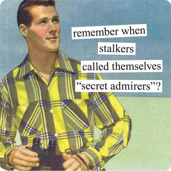 Funny Secret Admirer Quotes. QuotesGram