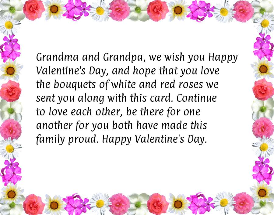Valentines Day Quotes For Grandparents: Valentine Quotes For Grandma. QuotesGram
