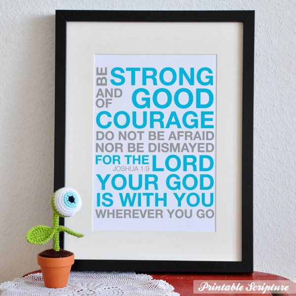 Bible Verses About Determination: Bible Quotes On Courage And Strength. QuotesGram