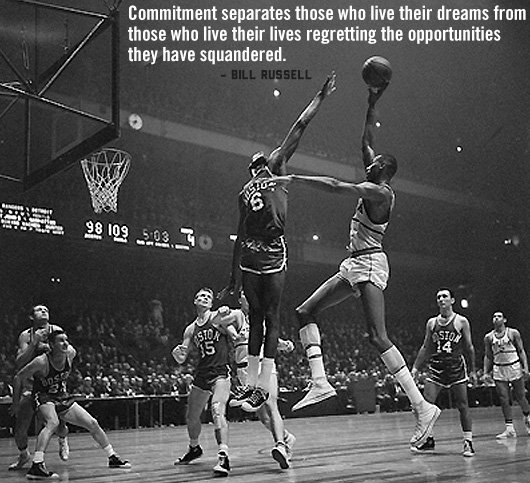 Basketball Championship Quotes: Bill Russell Quotes. QuotesGram
