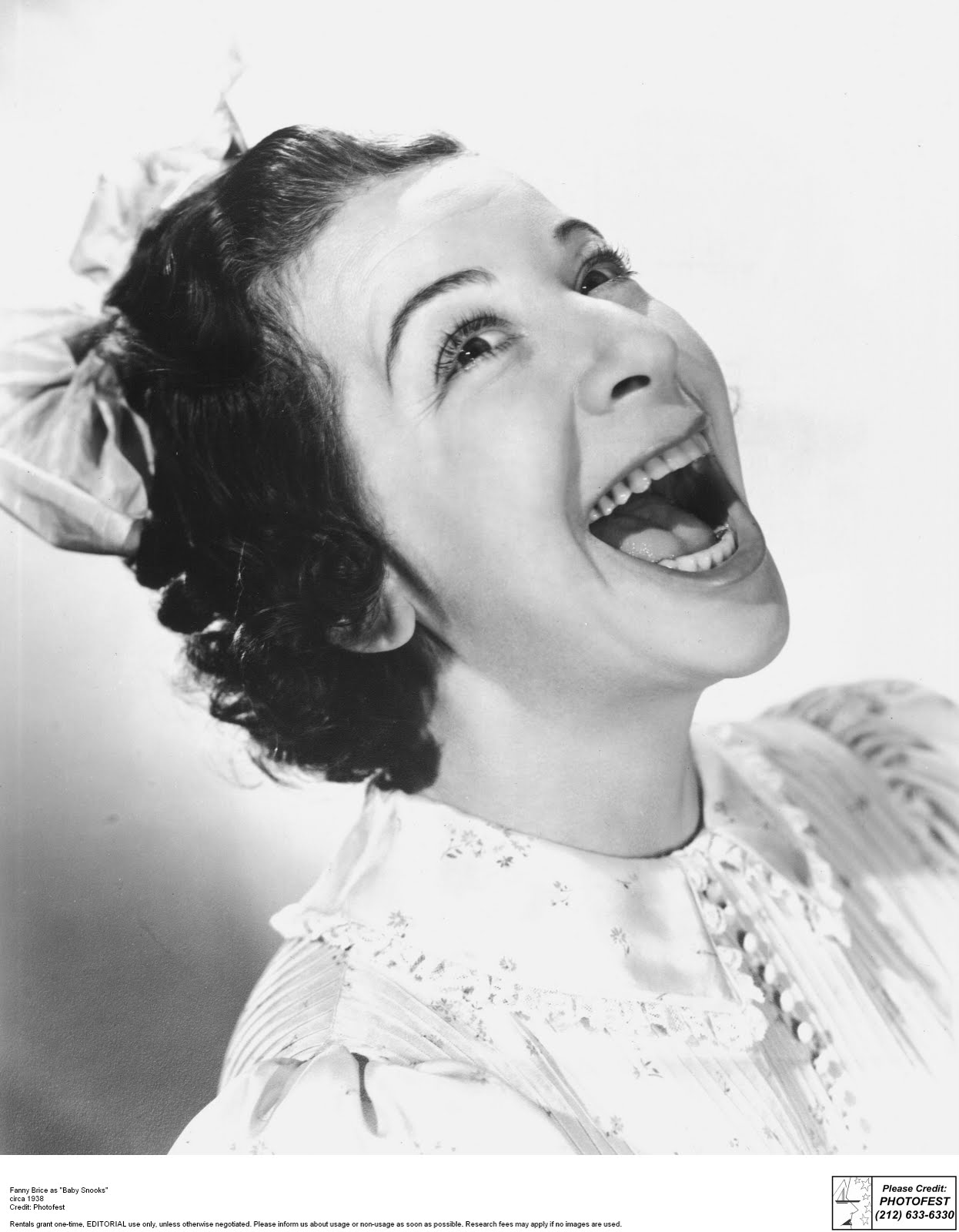 an analysis of the topic of the fanny brices career Fanny brice, and the jewish origins of rrose selavy bradley  bailey during the  all use subject to    la vie,  meaning drink it up or celebrate life4  (rrose selavy's first job, when she  appeared.