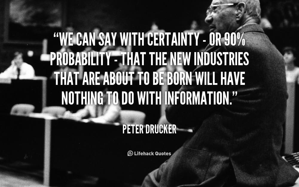 Certainty Quotes. QuotesGram
