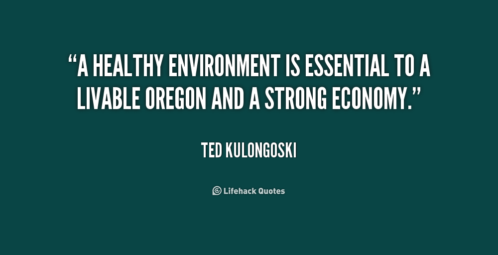 Quotes About The Economy: Quotes About Protecting The Environment. QuotesGram