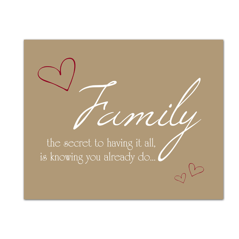 Inspirational Quotes Motivation: Inspirational Quotes About Family Strength. QuotesGram