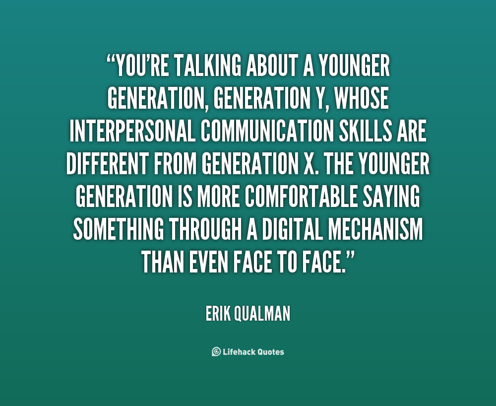 young generation What generation are you millennial, gen x, gen z, baby boomer a listing and short description of each generation.