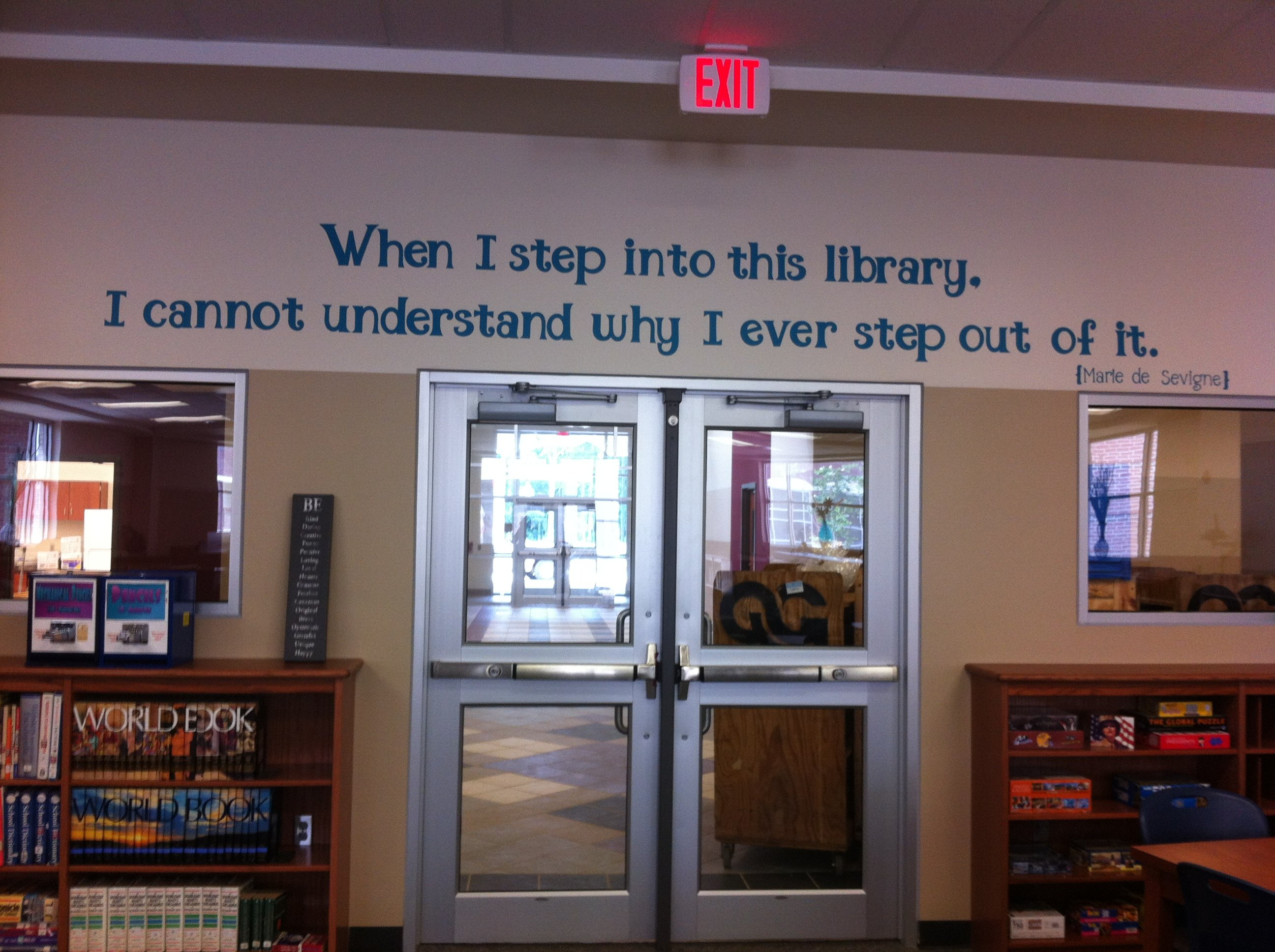 Quotes From The Librarian Quotesgram