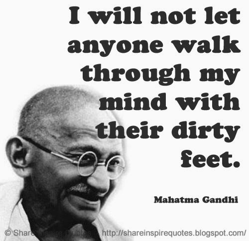 Leadership Quotes By Gandhi. QuotesGram