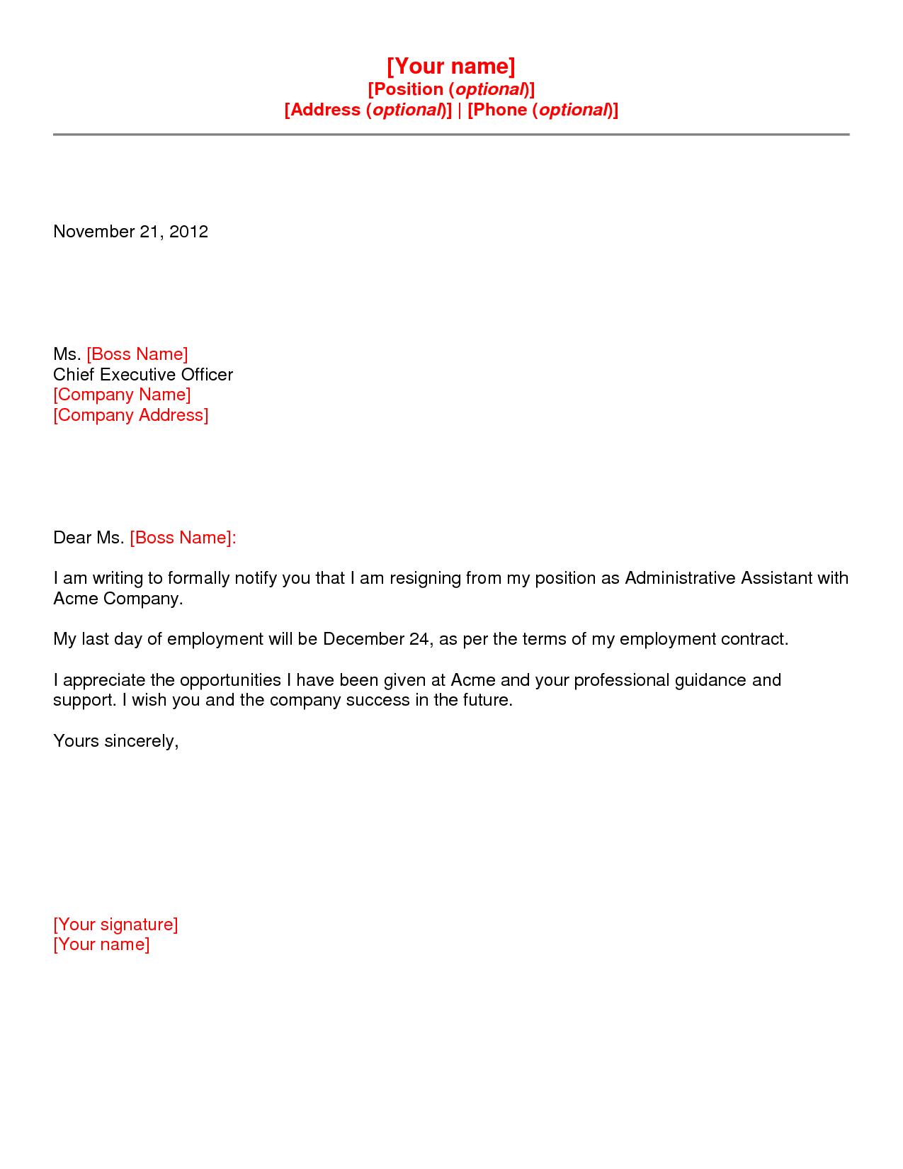 Medical Assistant Resignation Letter from cdn.quotesgram.com