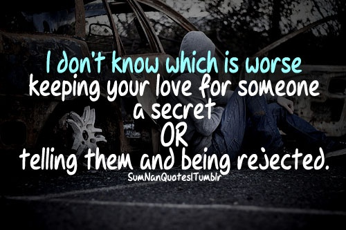 Keeping A Secret Love Quotes. QuotesGram