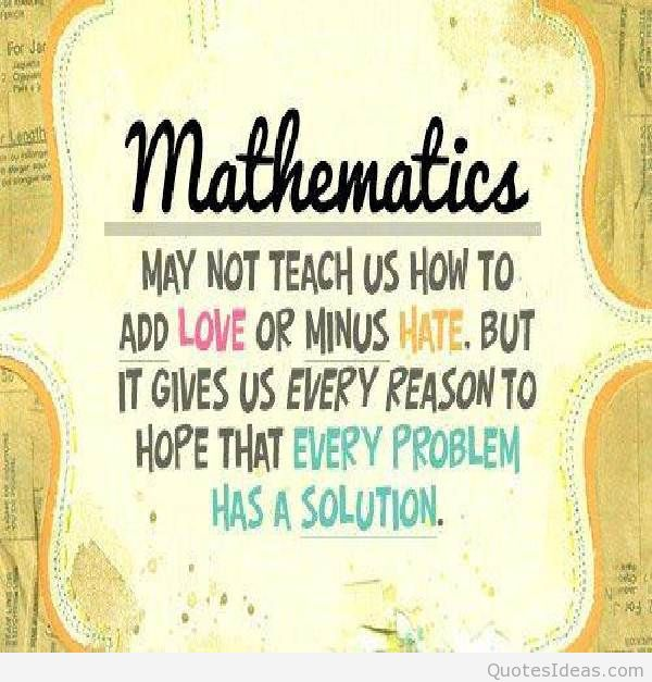 Image Result For Motivational Math Quotes