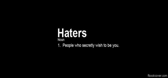 Hater Jealousy Quotes For Facebook. QuotesGram