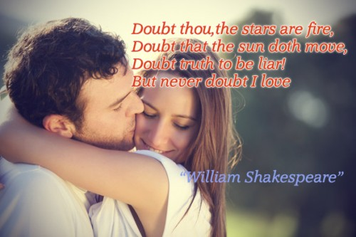 Doubting I Love You Quotes. QuotesGram