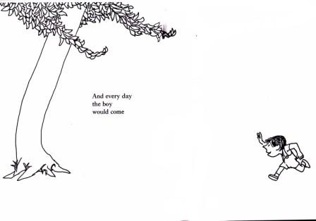 Giving Tree Shel Silverstein Quotes Quotesgram