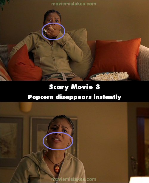 Quotes From Scary Movie 3 Quotesgram