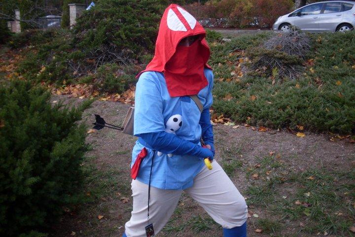 princess mononoke cosplay ashitaka