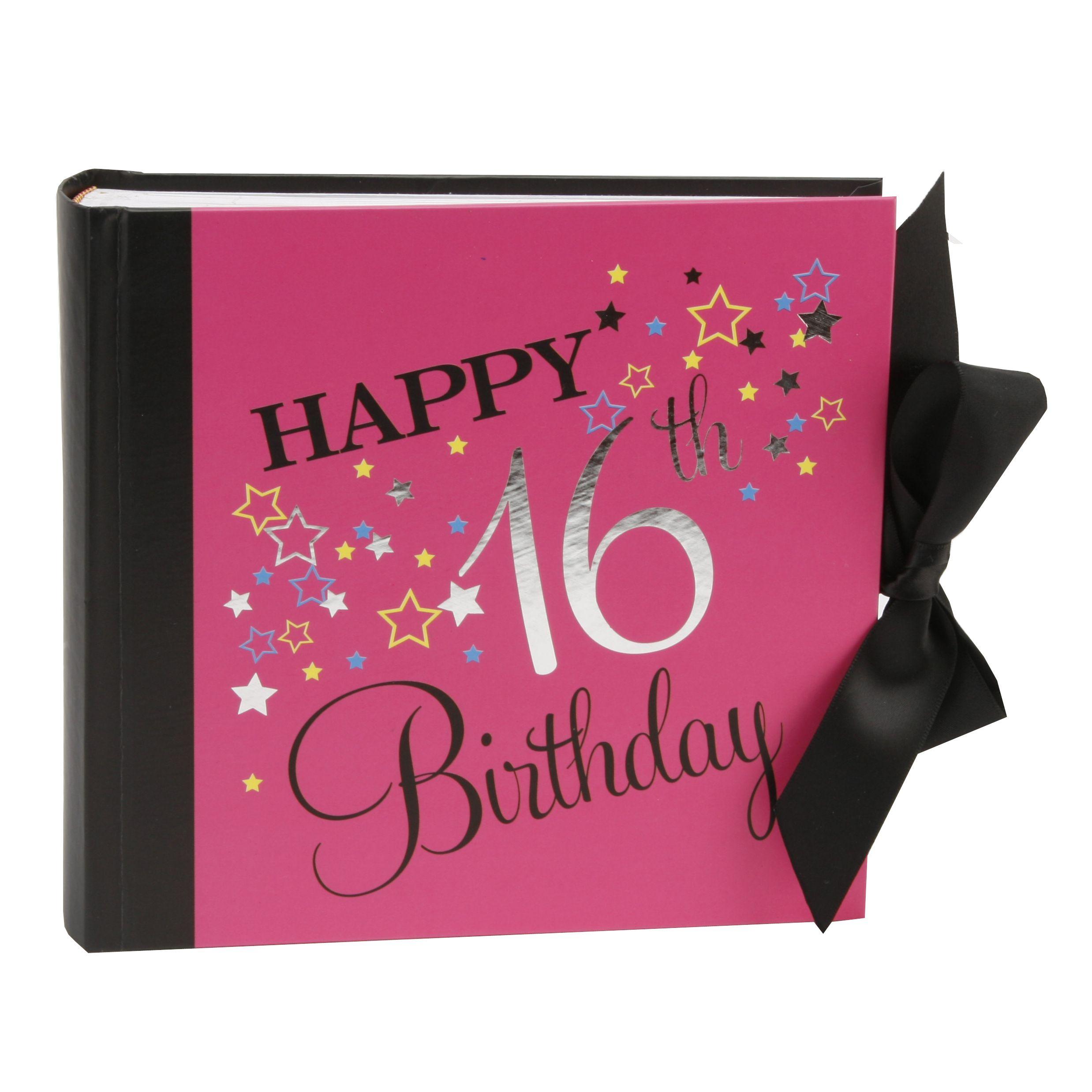 16th Birthday Haul Blog: Happy 16th Birthday Quotes. QuotesGram