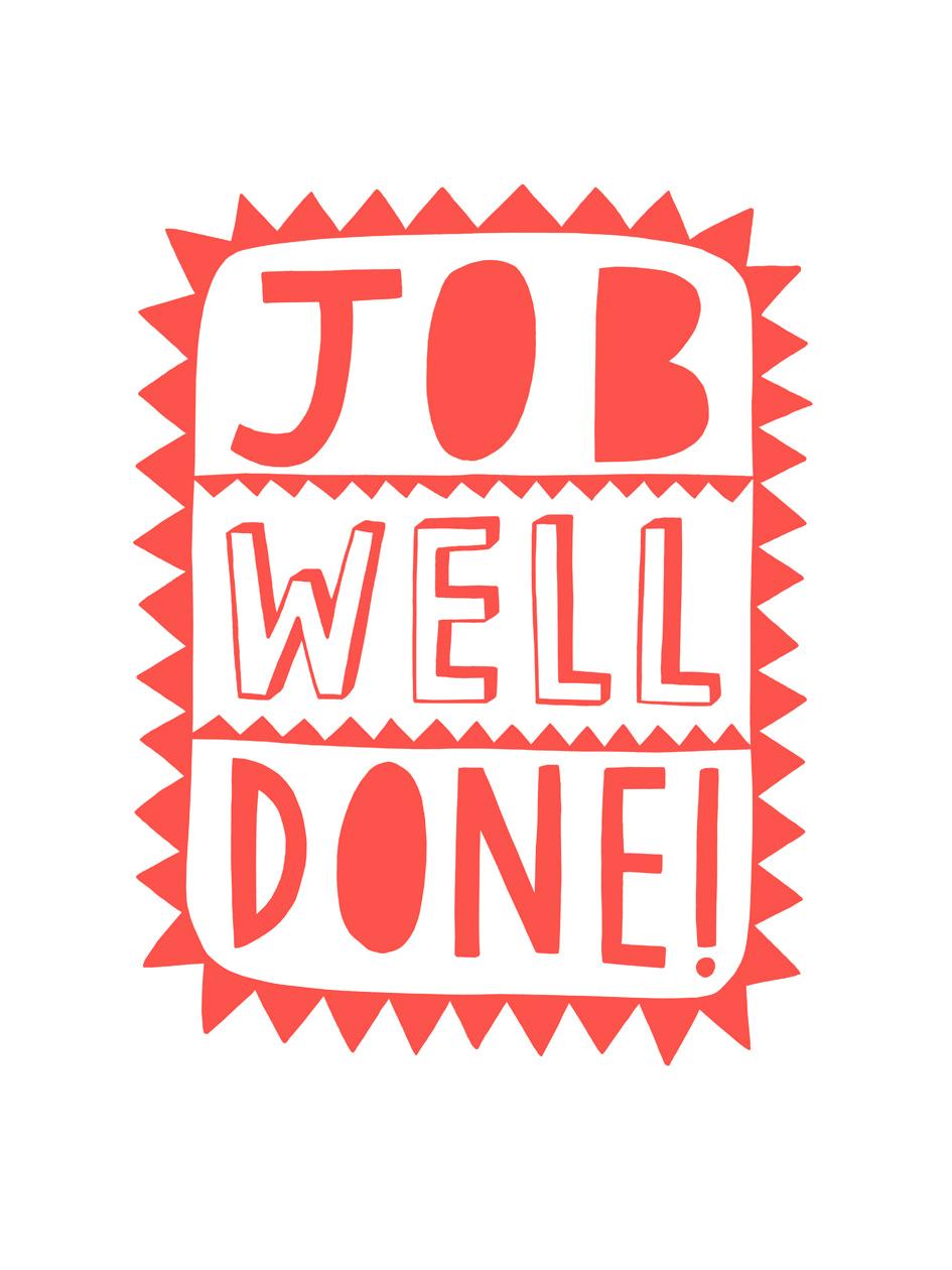 Congratulations Job Well Done Quotes Quotesgram
