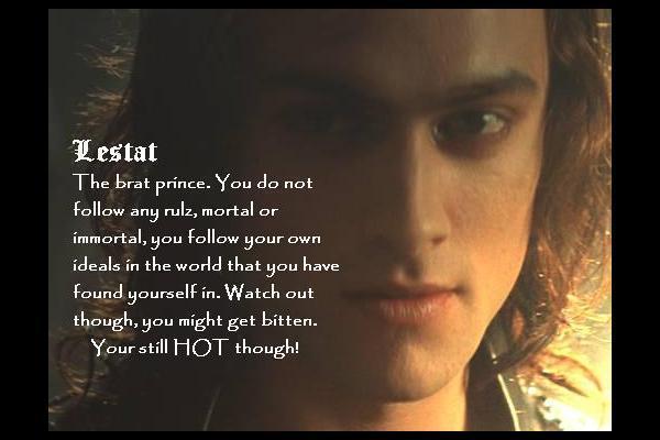 The Vampire Lestat Quotes Quotesgram