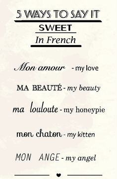 Famous Quotes In French Language. QuotesGram - photo#2