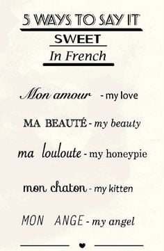 Famous Quotes In French Language. QuotesGram - photo#9