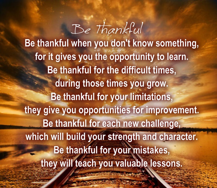 To Be Thankful Quotes: Funny Thankful Quotes. QuotesGram